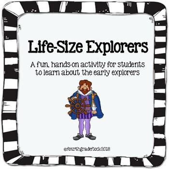 5th Grade Explorers Activity