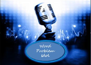 Life-Sized Board Game! Word Problem Idol: Decimal Operations