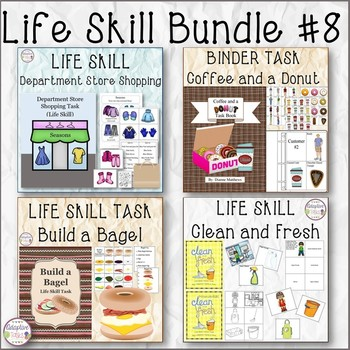 BUNDLE #8 Life and Vocational Skills