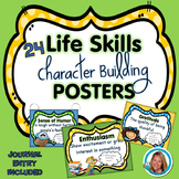 Life Skills Special Education  Character Building Posters