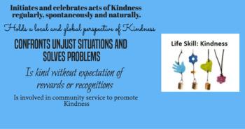 Life Skill- Kindness