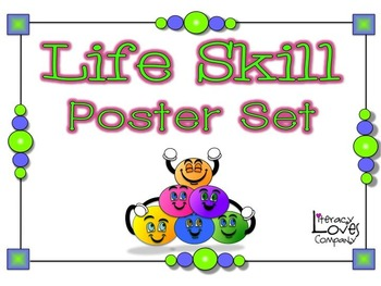 Life Skill Poster Set