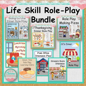 Life Skill Role-Play Bundle