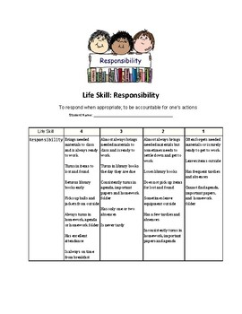Life Skill Rubrics (28)