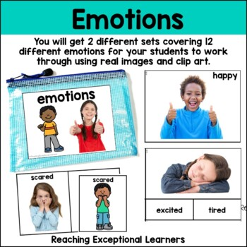 Life Skill Task Box Activities for Special Education