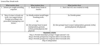 Life Skills (ABA style) Task Book Activities