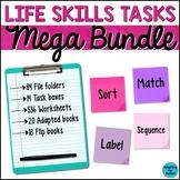 Life Skills Special Education Activities BUNDLE
