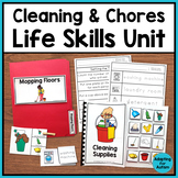 Life Skills Activities for Special Education and Autism - Cleaning and Chores
