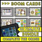 Life Skills - BOOM CARDS - Complete the Order - Job Skills