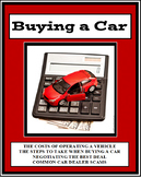 Life Skills, BUYING A CAR, Personal Finance,