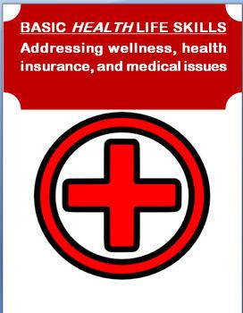 """Basic Health Life Skills""-Personal Health Care Knowledge"