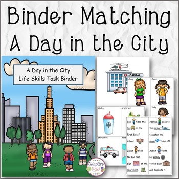 Binder Matching A Day in the City