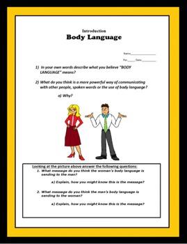 Body Language, Social Skills, Life Skills, Communication Skills