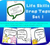 Life Skills Brag Tags - Set 1