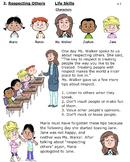 Life Skills Bundle -- 22 Comic Reader Lessons