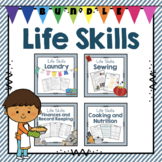 Life Skills Bundle: Cooking, Sewing, Laundry, and Finances