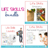 Life Skills Bundle: Laundry, Grocery, Personal Hygiene