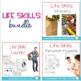Life Skills Bundle: Laundry, Grocery, Personal Hygiene
