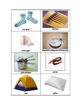Life Skills: Camping
