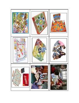 Life Skills: Card Game or Board Game
