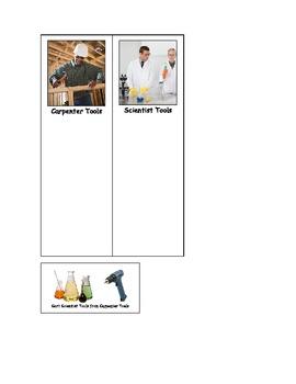 Life Skills: Carpenter Tools or Science Tools