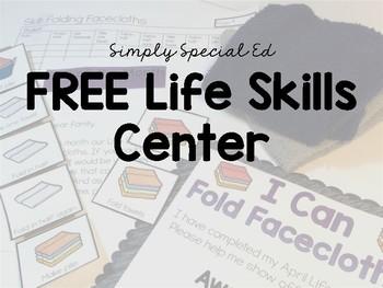Life Skills Center (FREE)
