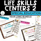 Life Skills Centers: Year Long EXTENSION PACK