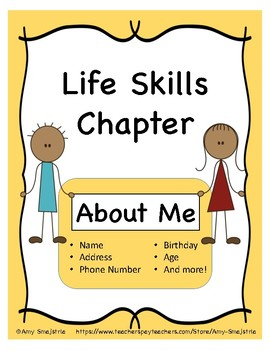 Life Skills Chapter - About Me