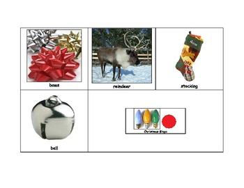 Life Skills: Christmas Bingo