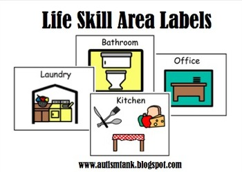 Life Skills Classroom Set-Up