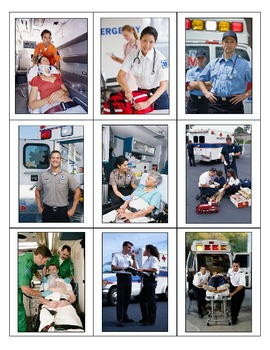 Special Education: Community Workers - Emergency Personnel