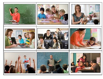 Special Education: Community Workers - School Personnel