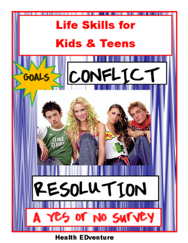 Character Education: Conflict Resolution
