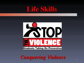 Drug abuse teaching resources teachers pay teachers mastering life skills for students conquering violence fandeluxe Images