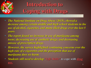 Mastering Life Skills for Students - Coping With Drug Abuse