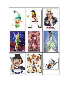 Life Skills: Costumes or Cartoons