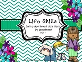 Life Skills Department Store Sort pt 1