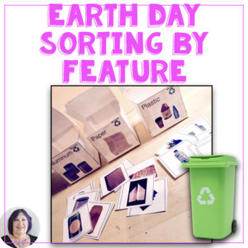 Earth Day and Every Day Recycling Sort and Play Life Skills