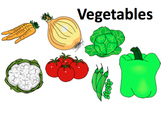 Eating Vegetables