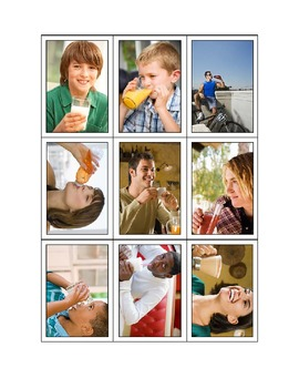 Life Skills: Eating vs. Drinking