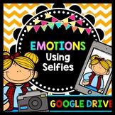 Life Skills / Autism: Emotions Selfie - Google Drive + Classroom Activity