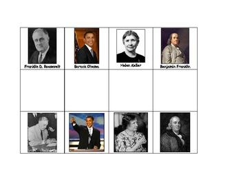 Life Skills: Famous American Leaders