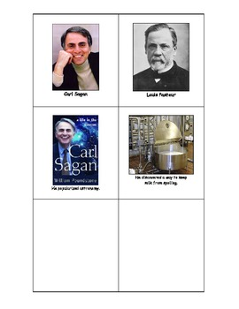 Life Skills: Famous Scientists