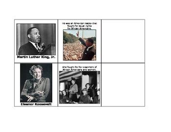 Life Skills: Famous USA Citizens