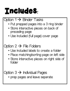 Life Skills File Folders- U.S. Money (Coins and Bills)