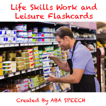 Life Skills Flash Cards and Activity