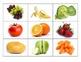 Life Skills: Fruit and Vegetable Bingo