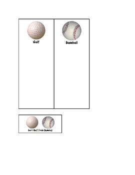 Life Skills: Golf vs. Baseball