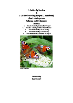 Life Skills Guided Reading Scripts (Readers Theater) and Stories