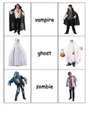 Special Education: Halloween Costume Match